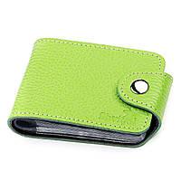 Холдер горизонтальный Shvigel кожаный Зеленый 13916, КОД: 1127394