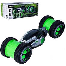 Машинка перевертиш на радіокеруванні 5588-615 на акумуляторі (Зелений)