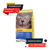 Сухой корм JOSERA Marinesse 10 кг (Йозера Маринезе) гипоаллергенный корм для кошек и котов