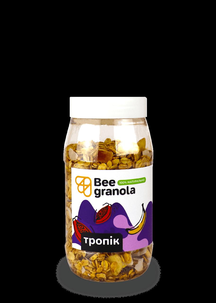 Гранола Тропик без сахара Bee Granola, 250 г