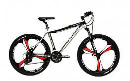 Велосипед Ardis 26 MTB ALTRACE PRO Чорний / сріблястий (01411)