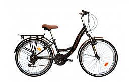 Велосипед Ardis 24 ST SANTANA-2 Коричневий (07091-brown)