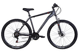 Велосипед AL 29 Discovery BASTION, AM, DD, рама 20 Графітовий (OPS-DIS-29-122)