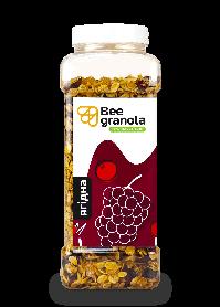 Гранола Ягідна без цукру Bee Granola, 500г