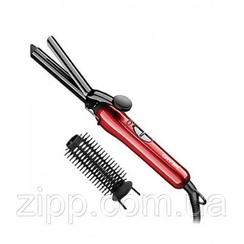Утюжок для волос Gemei GM-2906  ПлойкаGEMEI  Плойка для волос  Плойка для завивки локонов  Выравнивание волос