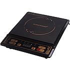 Індукційна електроплитка SONG XIANG 2200 Вт (08-SX)  Електроплити SONG XIANG  Електрична плита, фото 2