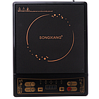 Індукційна електроплитка SONG XIANG 2200 Вт (08-SX)  Електроплити SONG XIANG  Електрична плита, фото 3