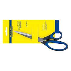 Ножницы, ручки с резиновыми вставками, 180мм