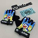 Дитячі яскраві рукавички для спорту, фото 3