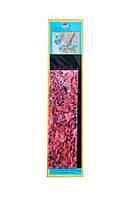 Наклейка ракушка для ногтей , наклейка YRE NL-05-2-3, переводные наклейки