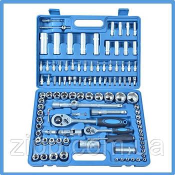Набір інструменту 108 предметів ZHONGXIN TOOLS MT-4108