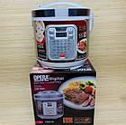 Мультиварка OD 266 1500W / 32 программ 6 л.| Мультиварка для дома| Мультиварка на кухню, фото 2