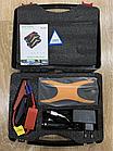 Пускозарядний пристрій JUMPSTARTER TM15 PUMP (50800 маг) +компресор| Пусковий пристрій для автомобіля, фото 3