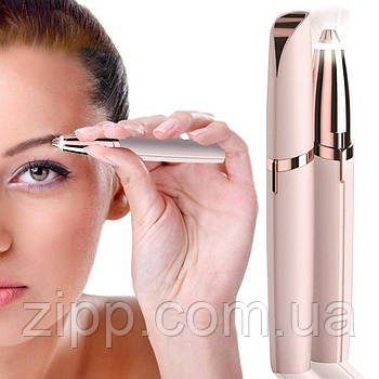 Эпилятор для бровей flawless brows  Триммер для бровей  Прибор для бровей  Женский эпилятор