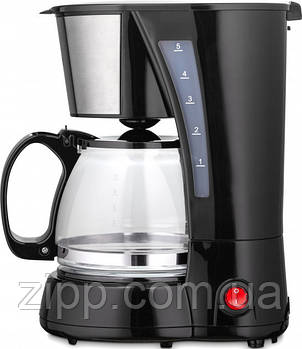 Кофеварка MAGIO MG-964| Капельная кофеварка| Кофеварка для дома| Турка для кофе