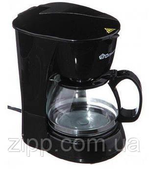 Капельная кофеварка DOMOTEC MS-0707 | Капельная кофеварка| Кофеварка для дома| Турка для кофе