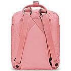 Рюкзак Міський Fjallraven Kanken Classic Рожевий  Рюкзак Kanken, фото 4