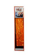 Наклейка ракушка для ногтей , наклейка YRE NL-05-2-3, переводные наклейки на ногти