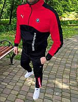 Спортивный костюм Puma BMW Motorsport Весна-Осень, мужской спортивный костюм пума,спортивний костюм чоловічий