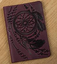 Обложка на паспорт SHVIGEL 13835 Бордовый, Бордовый, КОД: 182273