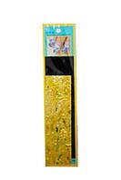 Наклейка ракушка для ногтей , наклейка YRE NL-05-3-1, переводные наклейки для маникюра