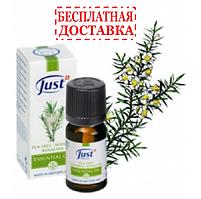 Эфирное натуральное масло Чайное дерево от Just  Юст  10 мл