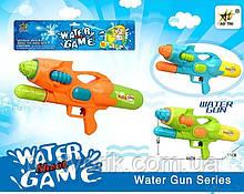 Водный пистолет M 808 Q (48/2) 3 цвета, в кульке