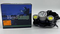 Налобный фонарик X-BAIL BL-537-T6 ((HEAD TORCH)) (120шт)
