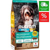 Nutram i20 Ideal Solution Support Sensetive Dog, 11,4+2 кг