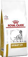 Royal Canin Urinary S/O Canine сухий, 2 кг