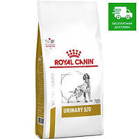 Royal Canin Urinary S/O Canine сухий, 13 кг