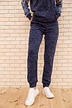 Спорт костюм жен 172R004-1 цвет Темно-синий, фото 5