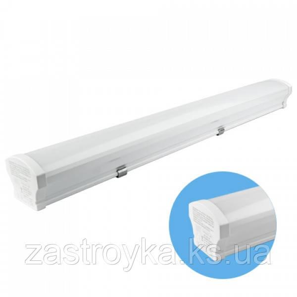 Светодиодный светильник влагозащищенный PROLINE-40 40W 6400К