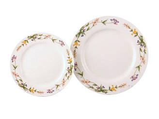 Набор тарелок Japan Sakura Весенний сад 18 предметов 440-001-1
