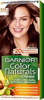 Крем-краска для волос Garnier Color Naturals, 5.15 Шоколад, фото 1