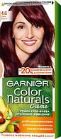 Крем-краска для волос Garnier Color Naturals, 4.6 Дикая вишня, фото 1
