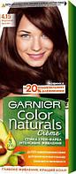 Крем-фарба для волосся Garnier Color Naturals, 4.15 Морозний каштан