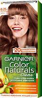Крем-фарба для волосся Garnier Color Naturals, 6.25 Каштановий шатен