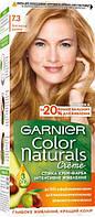 Крем-фарба для волосся Garnier Color Naturals, 7.3 Золотистий русявий