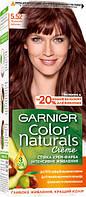 Крем-фарба для волосся Garnier Color Naturals, 5.52 Червоне дерево