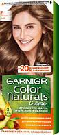 Крем-фарба для волосся Garnier Color Naturals, 6 Лісовий горіх