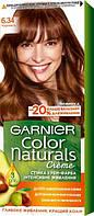 Крем-фарба для волосся Garnier Color Naturals, 6.34 Карамель