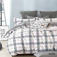 Комплект постельного белья полуторный ранфорс 21150