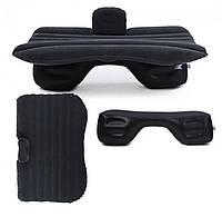 Надувной матрас с насосом в машину на заднее сидение