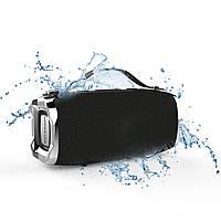 Портативная Мощная стерео колонка HOPESTAR H36 Оригинал, FM, SD, Bluetooth, USB, AUX. Черная!