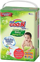 Підгузки трусики Goo.N Cheerful Baby розмір M 6-11 кг (843284)