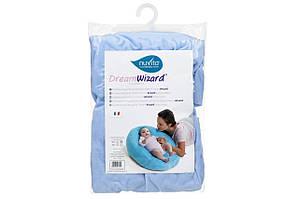 Nuvita Аксессуар для подушки DreamWizard (чехол) Голубой