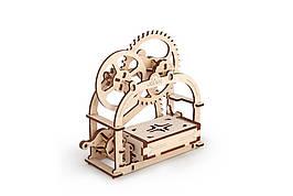 Механические 3D пазлы UGEARS - «Механическая шкатулка»