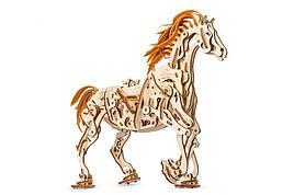 Механические 3D пазлы UGEARS - «Конь-Механоид»