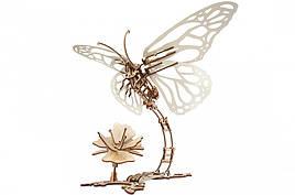 Механические 3D пазлы UGEARS - «Бабочка»